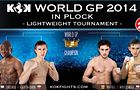 KOK WORLD GP 2014 IN PLOCK