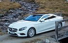 Mercedes S 500 Coupe 4MATIC: stylowa podr� w luksusie