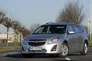 Chevrolet Cruze Kombi: ta�szy krewniak Astry