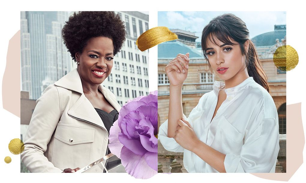 Viola Davis, Camila Cabello – ambasadorki L'Oréal Paris
