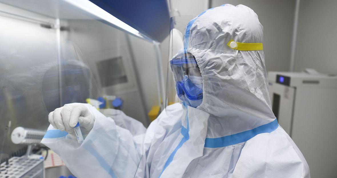 Weishi Medical Laboratory w Chinach. Prace nad szczepionką