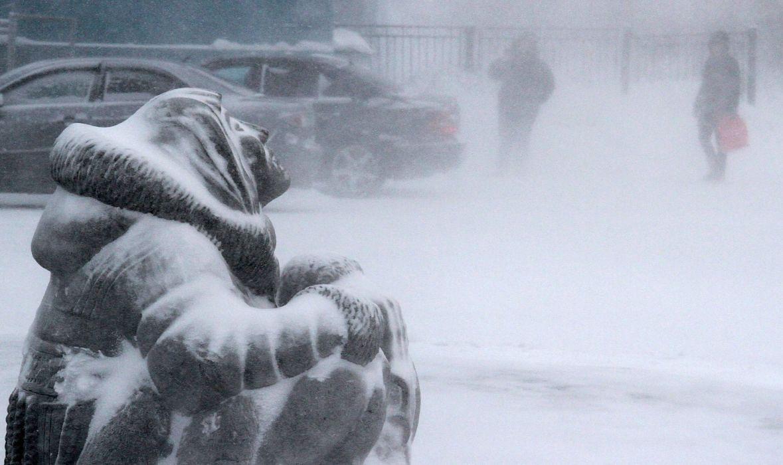 """Zamieć śnieżna w Norylsku. Grudzień 2020 roku. Do nas """"Bestia ze Wschodu"""" nie dotrze"""
