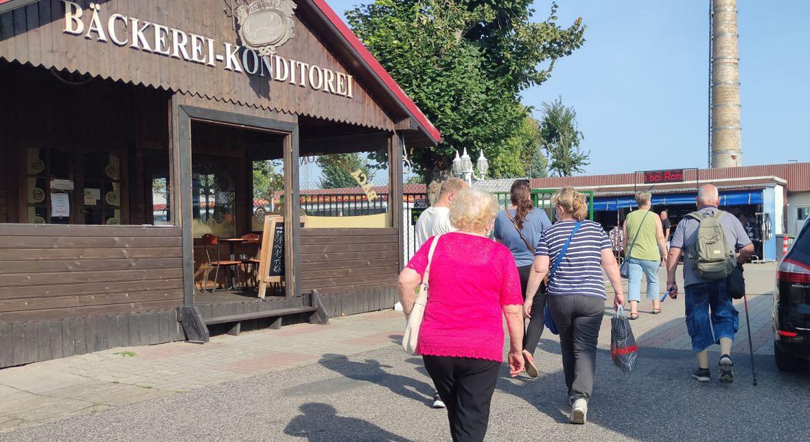 Niemieccy emeryci to klienci nie najbogatsi, ale pewni i wierni polskim bazarom