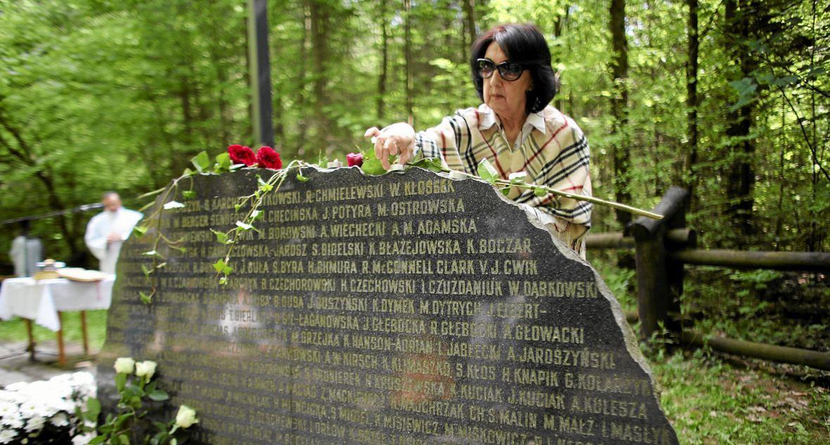 Uroczystości w rocznicę katastrofy. 9 maja 2012 roku