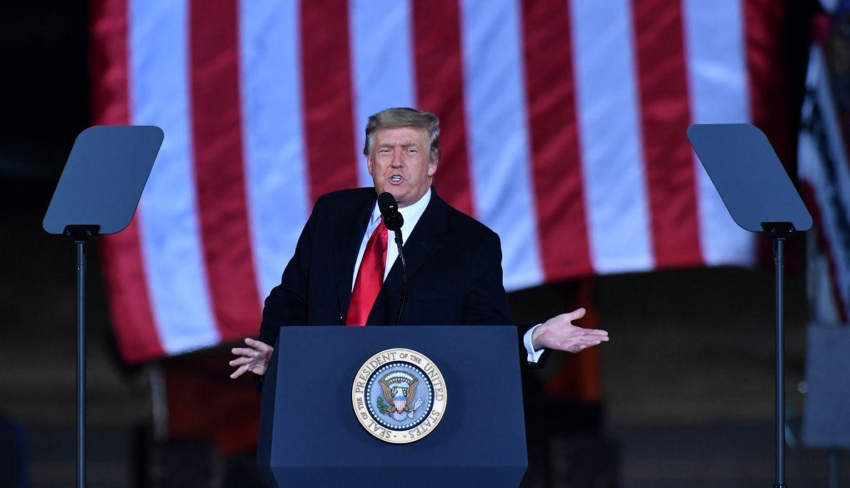 Donald Trump swoją nieprzewidywalnością zawiódł Rosję