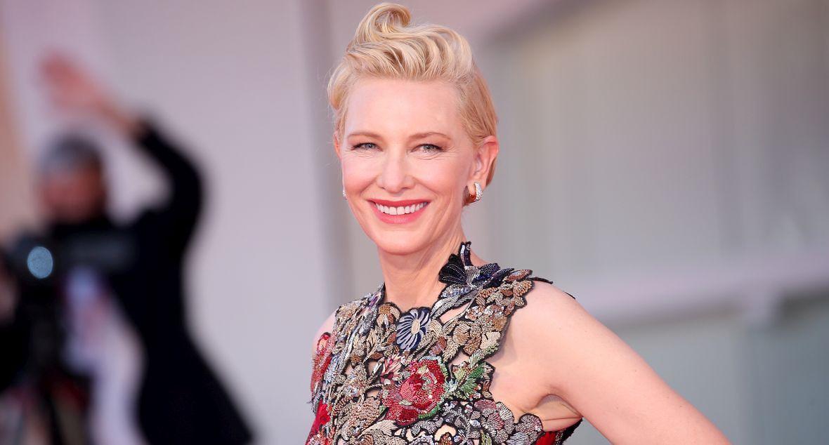 Cate Blanchett prezidează juriul anul acesta