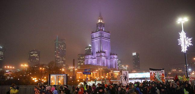 Pałac Kultury i Nauki - najbardziej charakterystyczna budowla stolicy