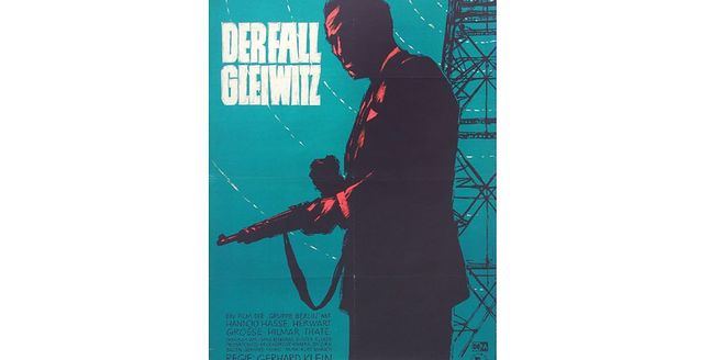Plakat filmu Gerharda Kleina