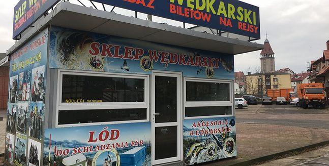 Zakaz połowu dorszy może stanowić również wyrok na sklepy wędkarskie we władysławowskim porcie.