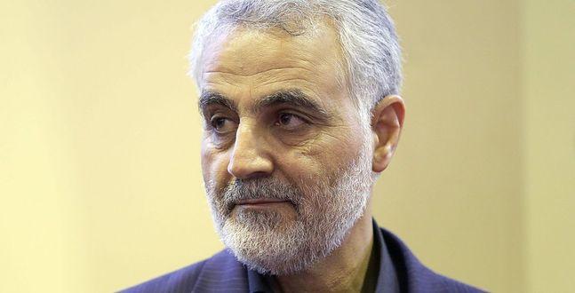 Generał Sulejmani już został obwołany męczennikiem