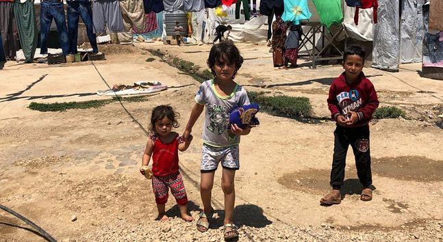 Teraz uchodźców liczymy w setkach tysięcy. W przyszłości  przed suszą i wojnami uciekać będą setki milionów. Na zdjęciu obóz syryjskich uchodźców w Libanie