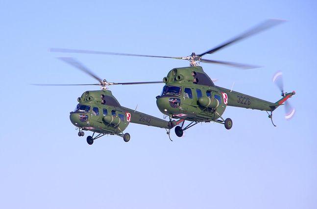 Śmigłowce Mi-2